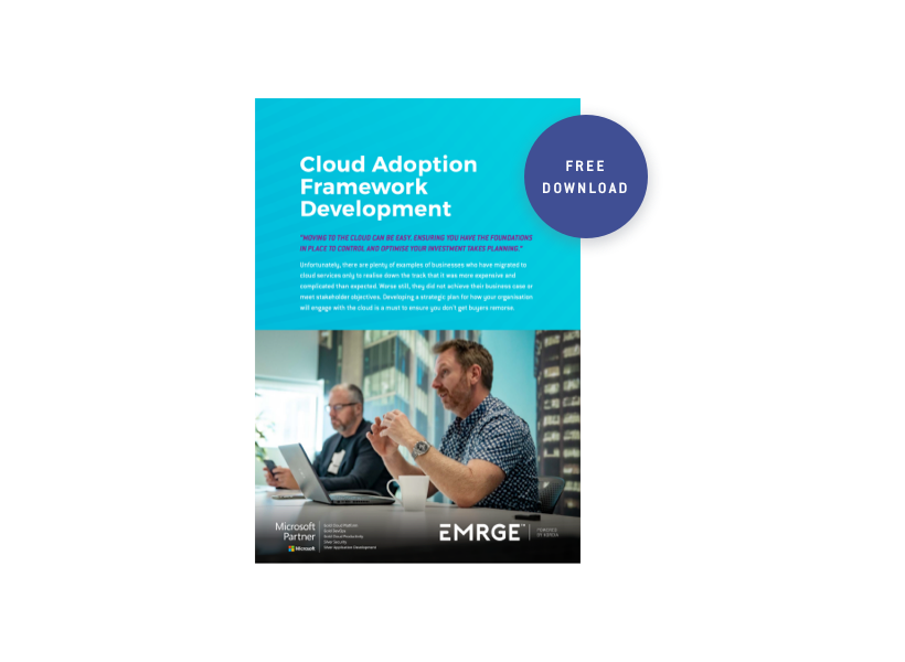 LP-Asset-Cloud Adoption framework mob