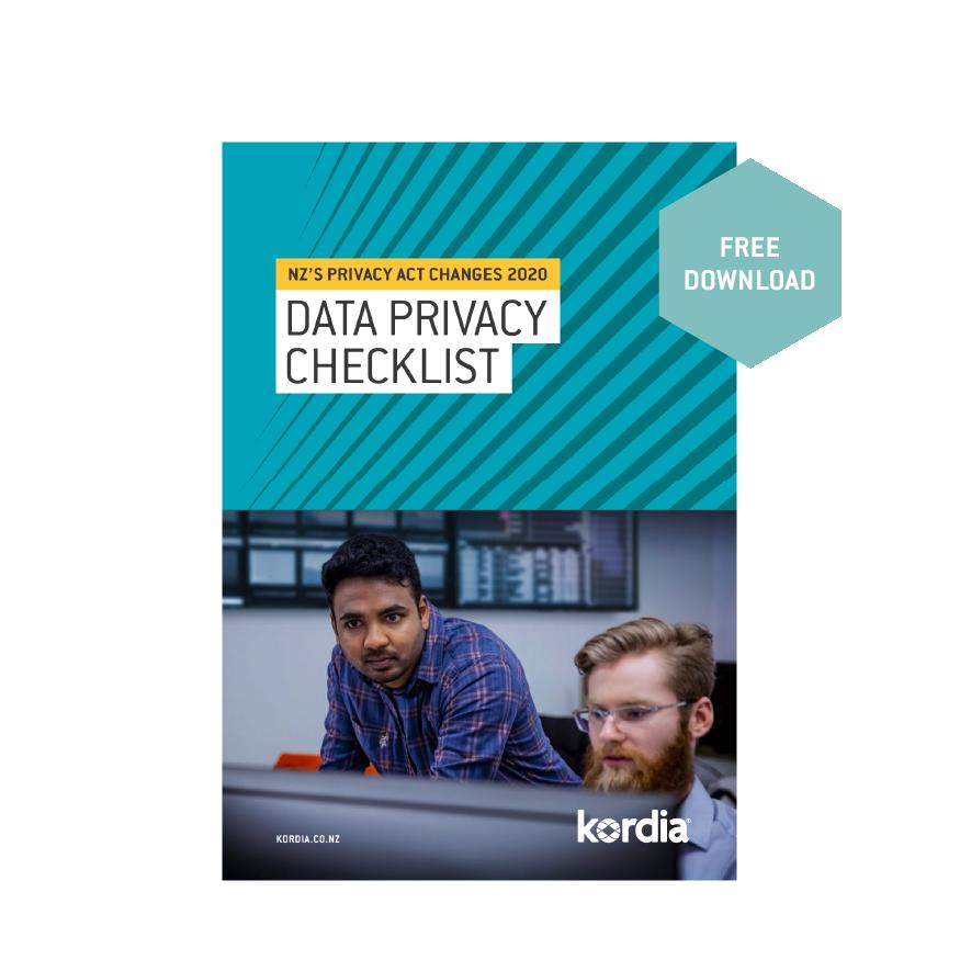 data privacy checklist hero D